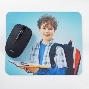 Коврик для мыши с фото